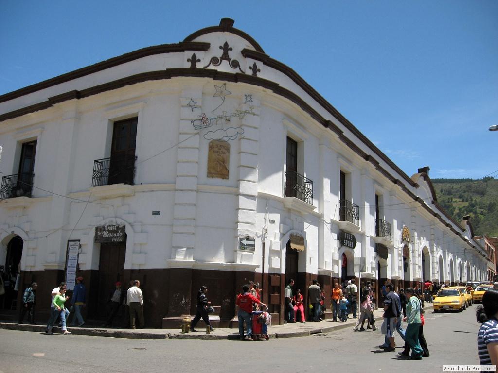 Fotografias municipios norte de santander - Pamplona centro historico ...